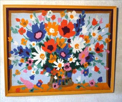 les fleurs de la colére