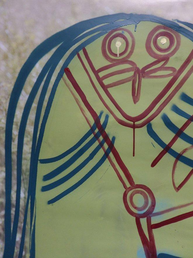 Statue menhir 1 détail 3 FloRe florcarnivor.unblog.fr