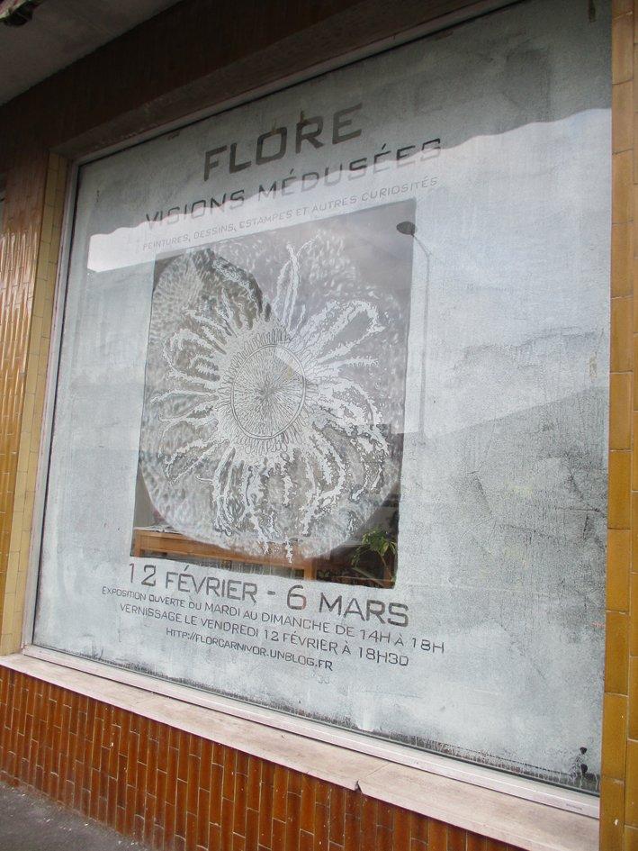 visions vitrine web - FloRe - florcarnivor.unblog.fr