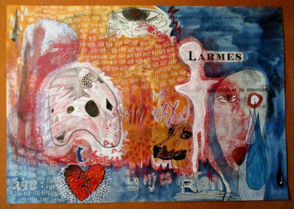 Larmes - FloRe - florcarnivor.unblog.fr