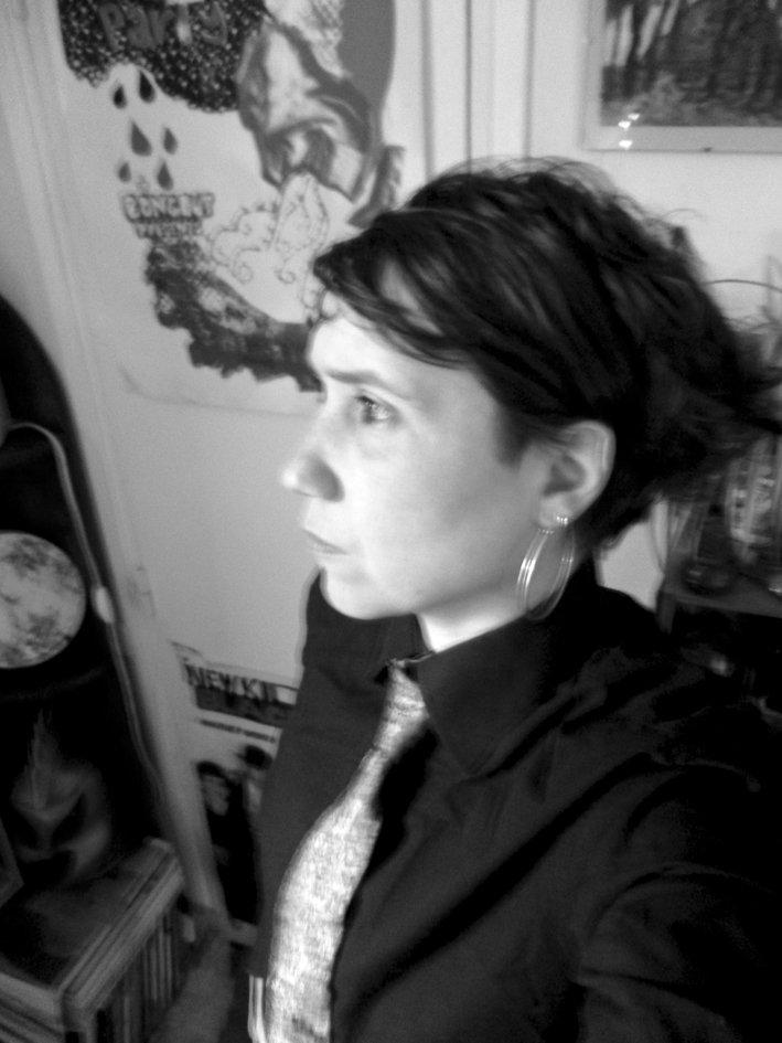 Selfie Deuil - FloRe - florcarnivor. unblog.fr